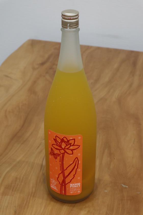 完熟マンゴー梅酒 フルフル